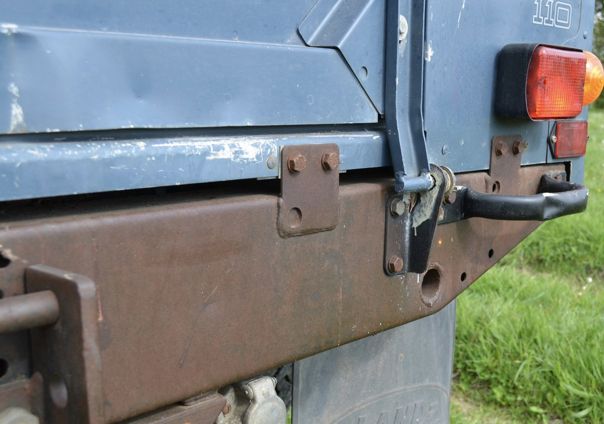 1991 Land Rover Defender 200Tdi 40000mls Exceptional For Sale (picture 6 of 6)