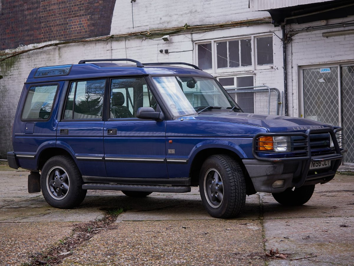 1995 Land Rover Discovery 2.5 ES 300 TDI Auto 5dr SOLD (picture 1 of 6)