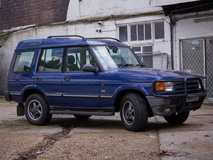1995 Land Rover Discovery 2.5 ES 300 TDI Auto 5dr