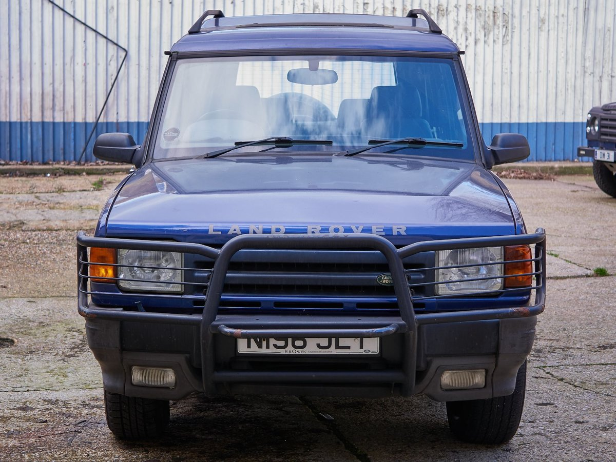 1995 Land Rover Discovery 2.5 ES 300 TDI Auto 5dr SOLD (picture 2 of 6)