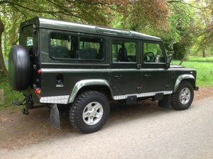 2006 Land Rover Defender 110 XS TD5 Station Wagon For Sale