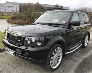 2005 Range Rover Sports Supercharged 400 kW  V8