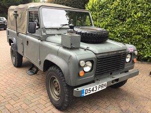1987 Land Rover Defender Light 4x4