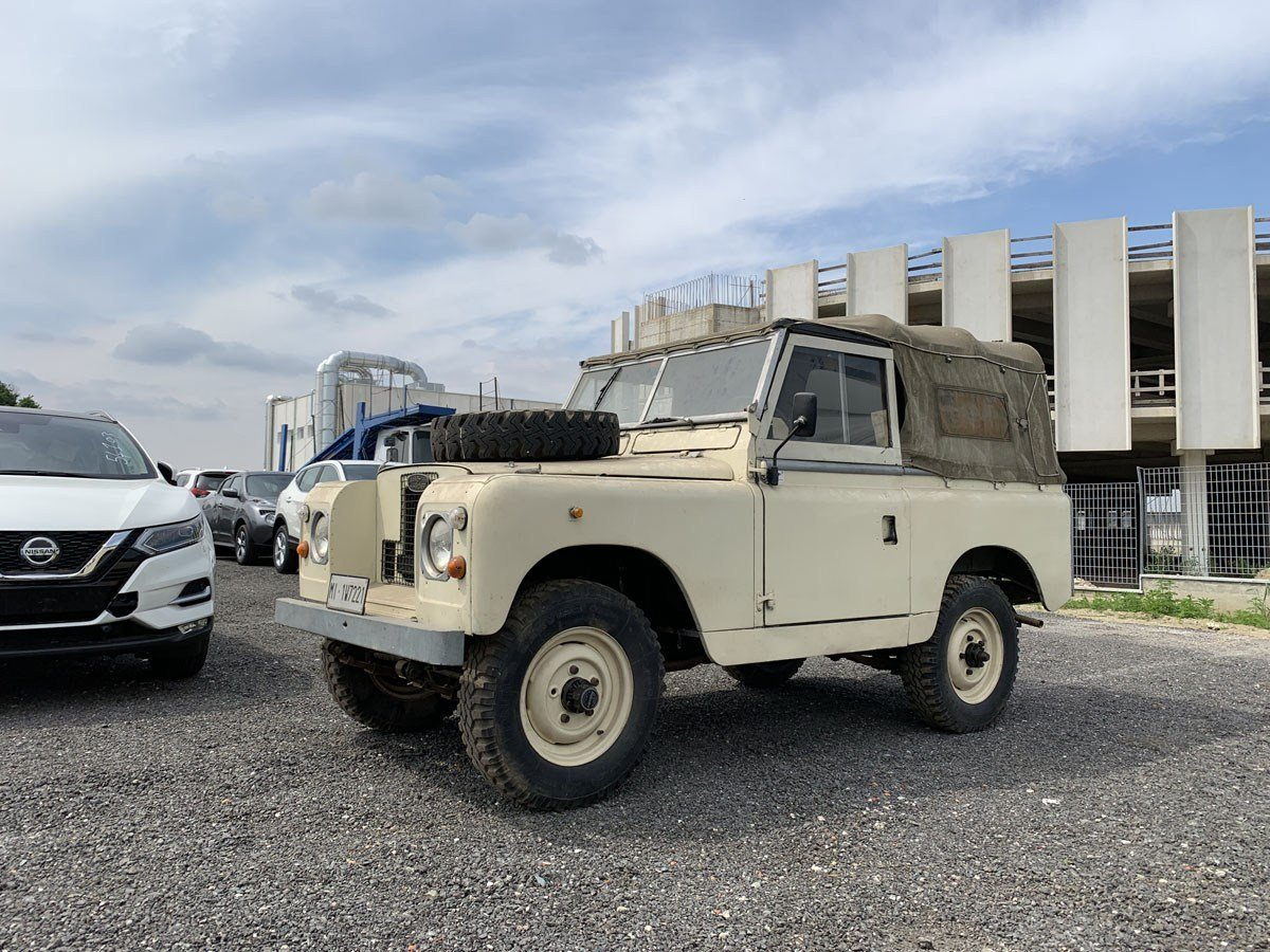 1979 Land Rover 88 For Sale by Auction (picture 1 of 3)