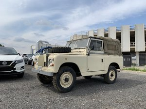 1979 Land Rover 88 For Sale by Auction