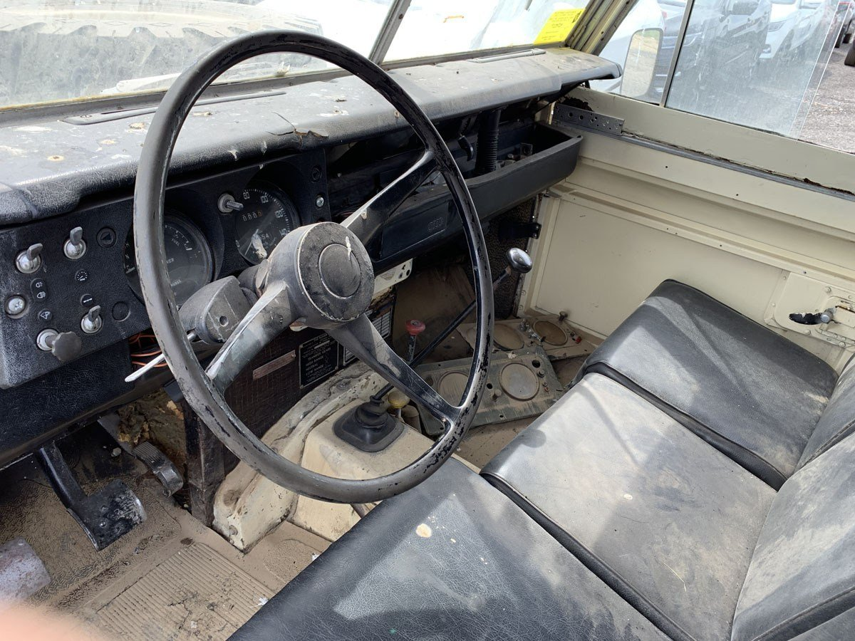 1979 Land Rover 88 For Sale by Auction (picture 3 of 3)