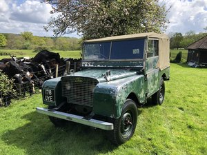 1949 Landrover series 1 80""