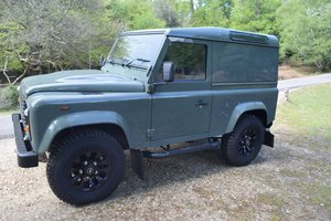 2015 Keswick green hard top in excellent condition For Sale