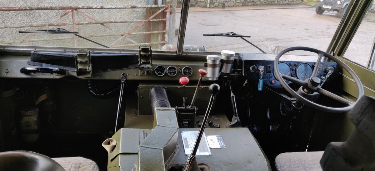 1976 Land Rover 101 FC For Sale (picture 3 of 6)