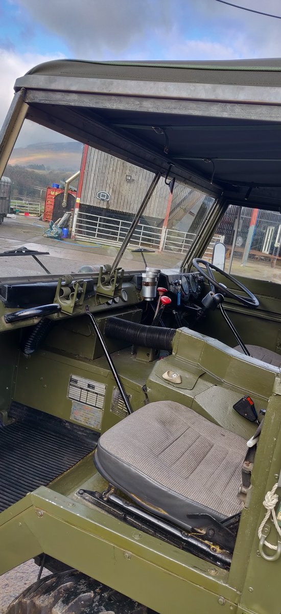 1976 Land Rover 101 FC For Sale (picture 5 of 6)