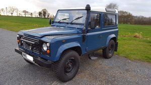 1986 Land Rover Defender 90, Refurbished