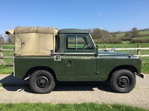 1960 Land Rover Series 2 Incredibly original condition For Sale