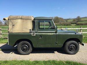1960 Land Rover S2 Incredible original condition