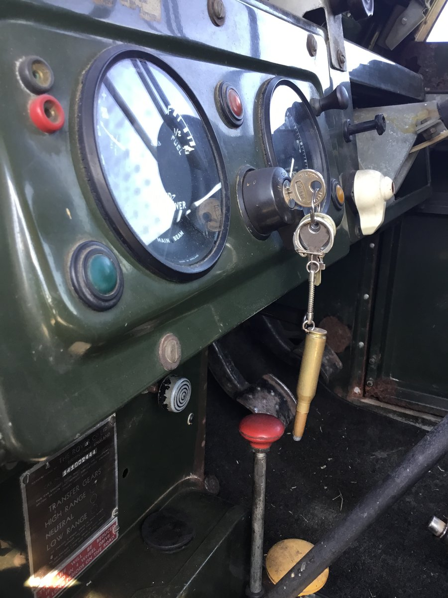 1960 Land Rover S2 Incredible original condition For Sale (picture 3 of 6)