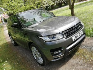 2014 Range Rover Sport Autobiography Dynamic For Sale