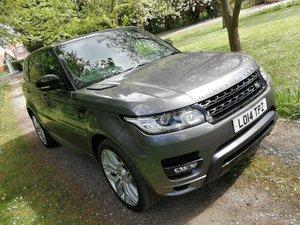 2014 Range Rover Sport Autobiography Dynamic