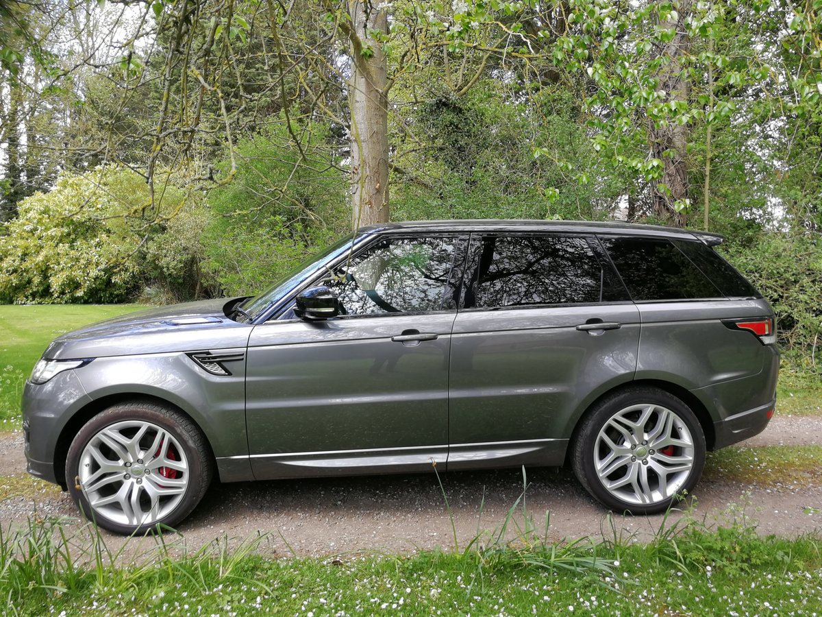 2014 Range Rover Sport Autobiography Dynamic For Sale (picture 2 of 6)