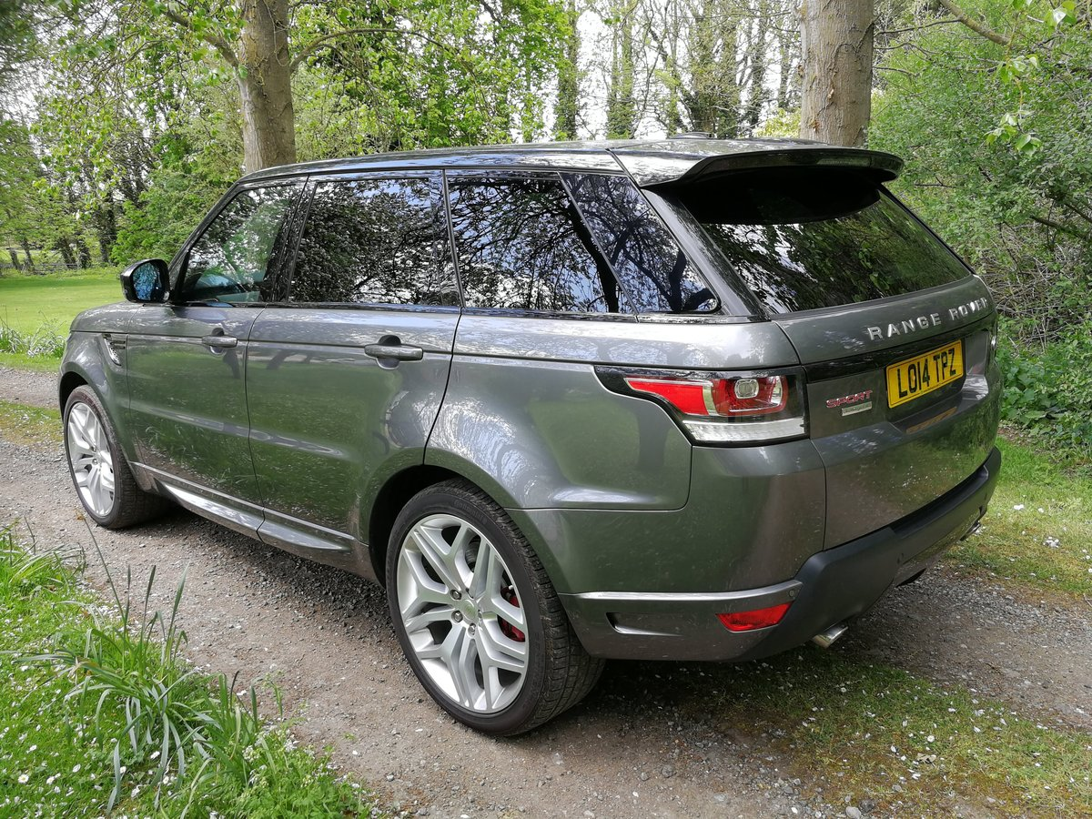 2014 Range Rover Sport Autobiography Dynamic For Sale (picture 3 of 6)