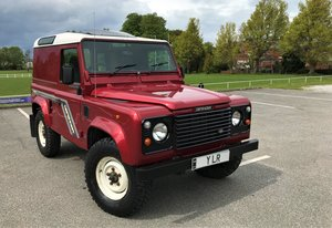 1997 DEFENDER 90 COUNTY HARD TOP 300 Tdi **IMMACULATE EXAMPLE** For Sale