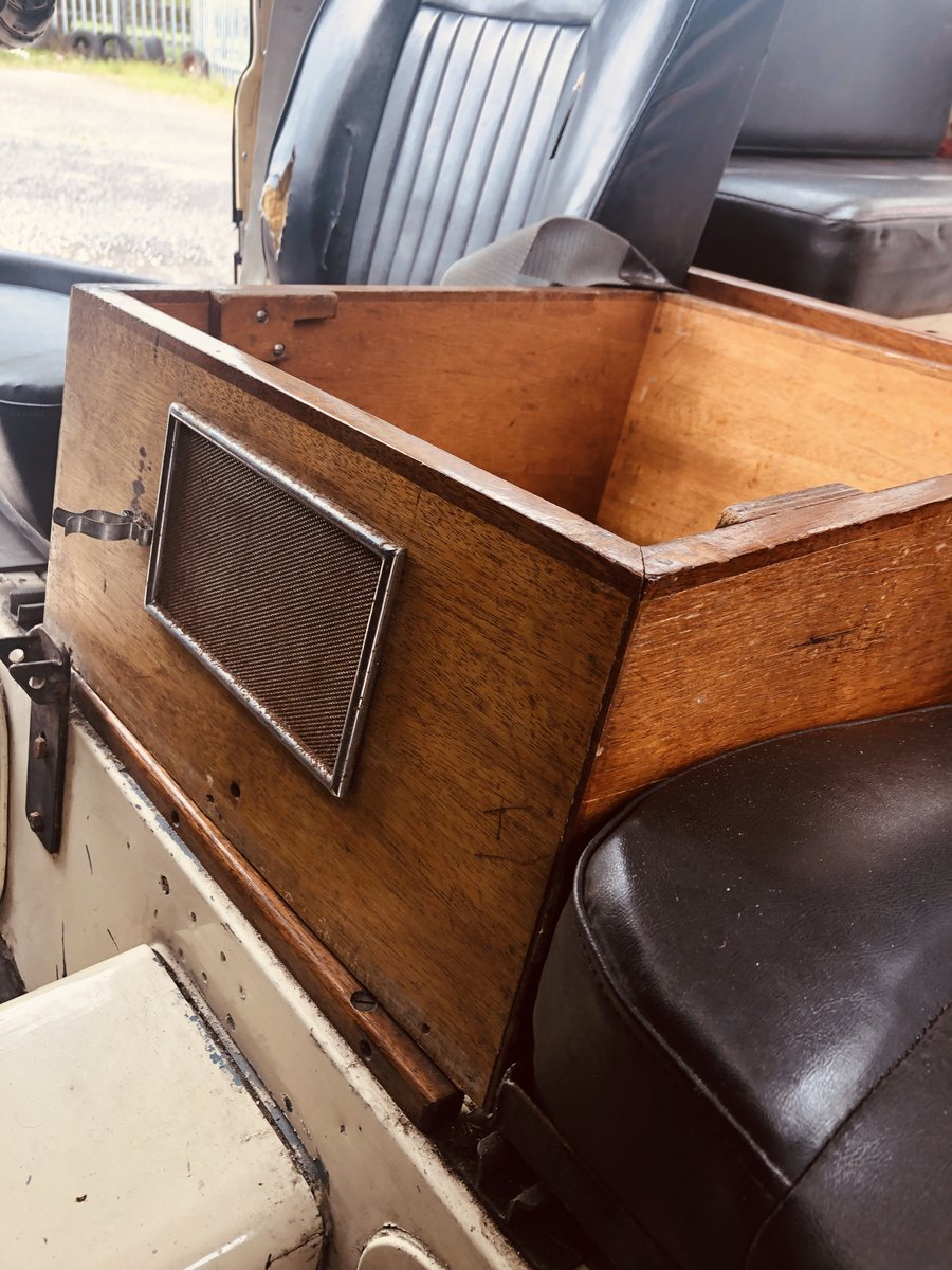 1972 Very Rare Landrover Series 3 For Sale (picture 4 of 6)