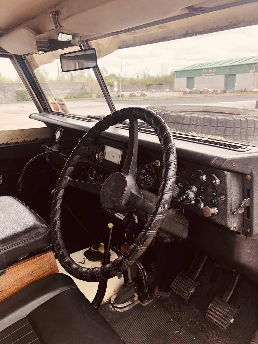 1972 Very Rare Landrover Series 3 For Sale (picture 6 of 6)