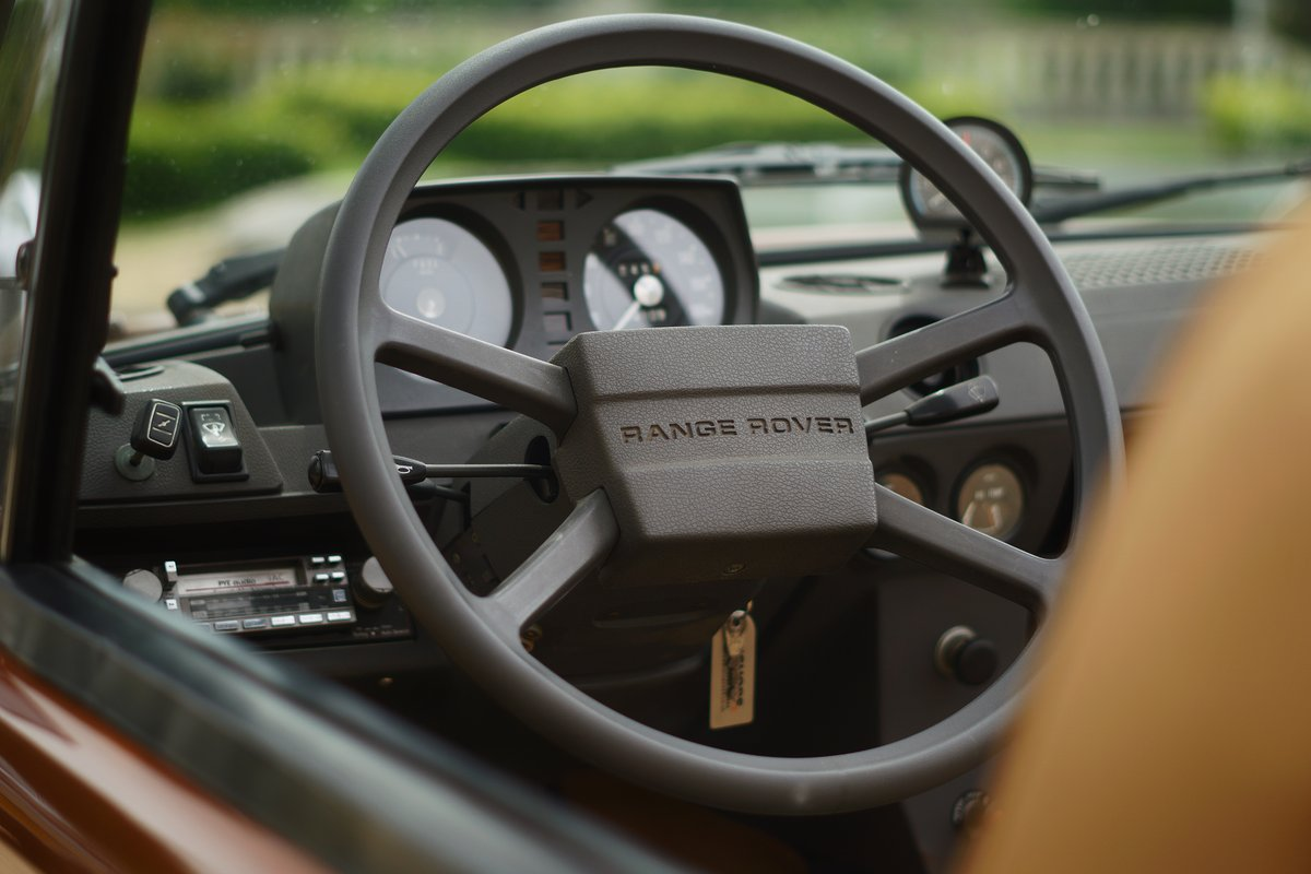1982 Range Rover Classic 'Octopussy 007' Tribute For Sale (picture 4 of 6)