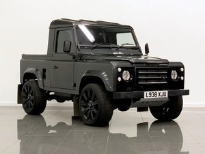 1993 Land Rover Defender 90 Diesel Pick-Up For Sale by Auction
