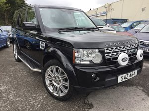 2012 Land Rover Discovery 4 3.0 SD V6 HSE 5dr AUTO For Sale
