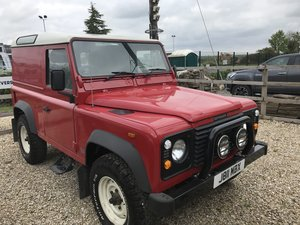 1991 Land Rover 90 200 TDI For Sale