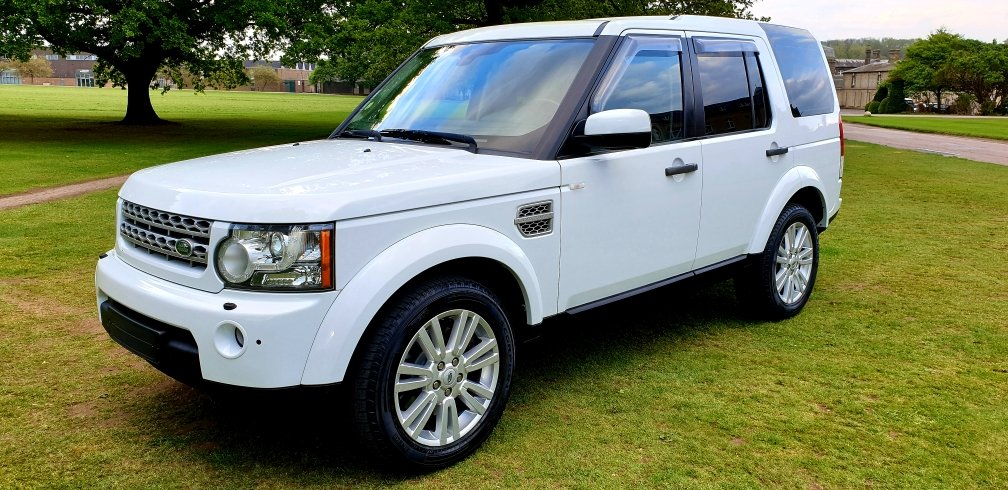 2011 LHD LAND ROVER DISCOVERY4,3.0SDV6,AUTO,LEFT HAND DRIVE For Sale (picture 2 of 6)