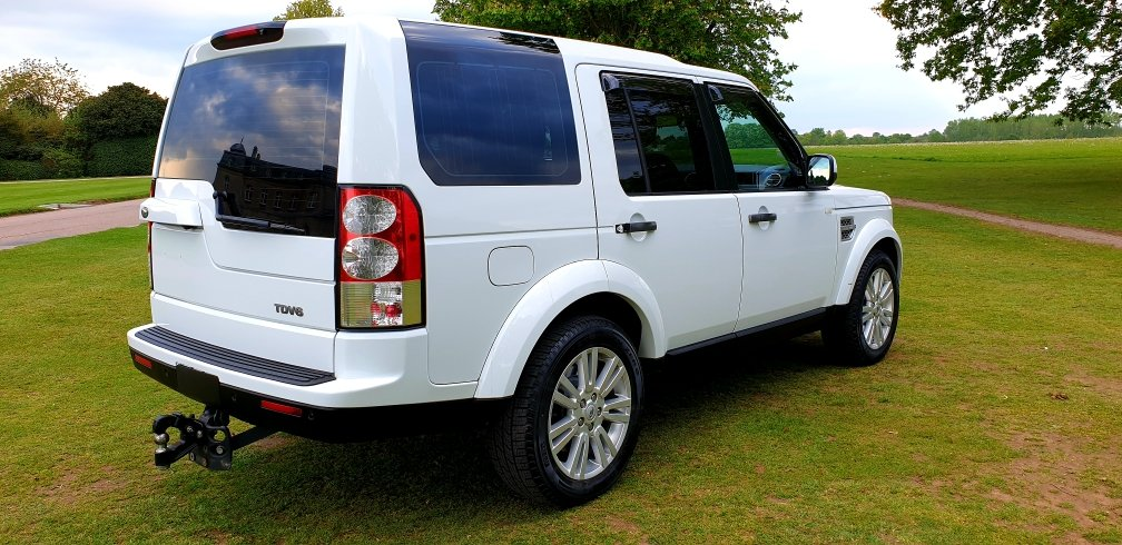 2011 LHD LAND ROVER DISCOVERY4,3.0SDV6,AUTO,LEFT HAND DRIVE For Sale (picture 3 of 6)