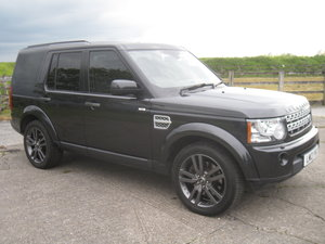 1201 Discovery4 SDV6 HSE Auto For Sale