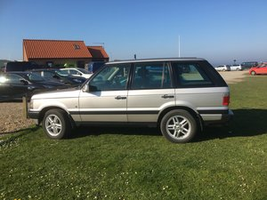 2000 Silver range rover For Sale