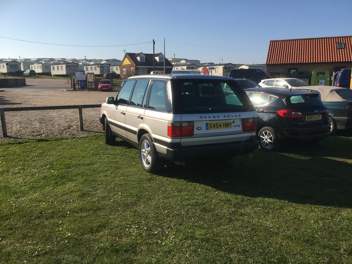 2000 Silver range rover For Sale (picture 2 of 4)