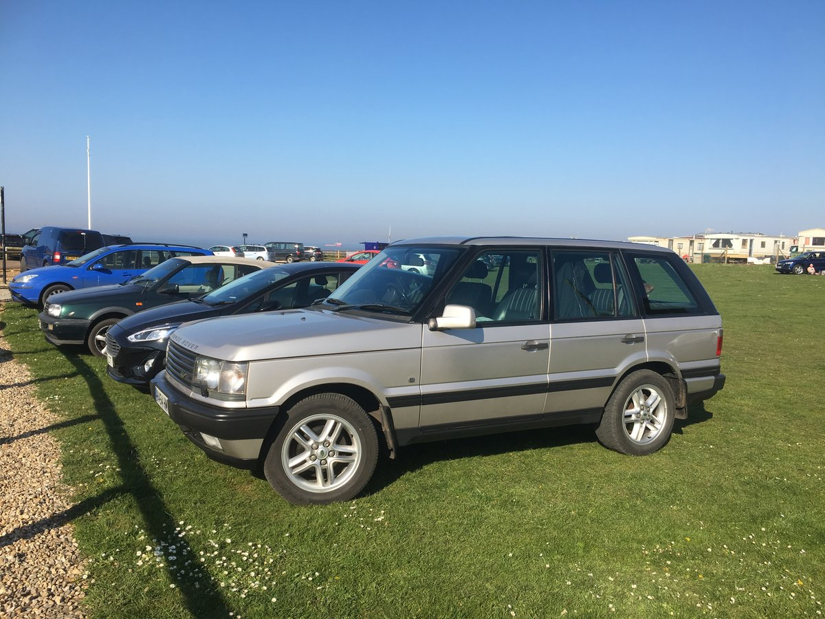 2000 Silver range rover For Sale (picture 3 of 4)