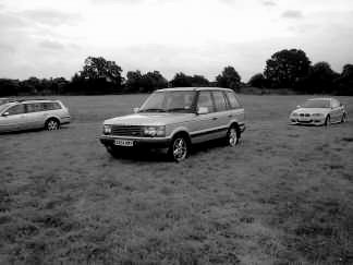 2000 Silver range rover For Sale (picture 4 of 4)