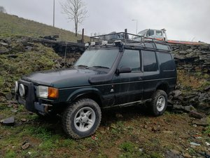1997 Discovery 1 300tdi commercial For Sale