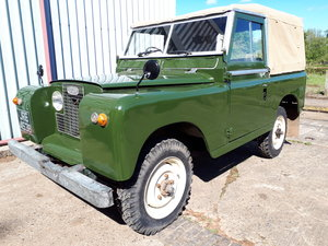 1964 Landrover series 11a petrol For Sale