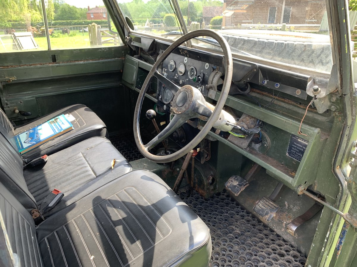 1971 Land Rover Series 2A (late model) For Sale (picture 3 of 6)
