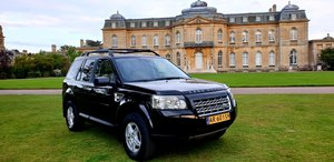 LHD Land Rover Freelander 2 2.2Td4 2009MY SE LEFT HAND DRIVE