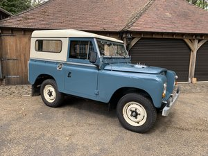 1981 Landrover series 3 SWB 88 Petrol with overdrive  For Sale