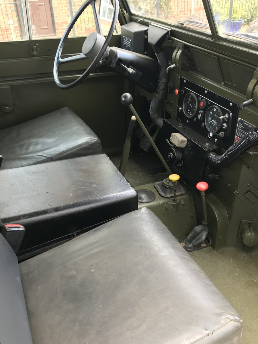 1982 Land Rover Lightweight Dutch Variant LHD For Sale (picture 4 of 6)
