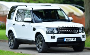 2016 Land-Rover Discovery 4 Facelift 3.0 SD V6 Graphite (s/s For Sale