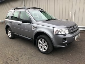 2012 12 LAND ROVER FREELANDER 2.2 TD4 GS 5D AUTO 150 BHP For Sale