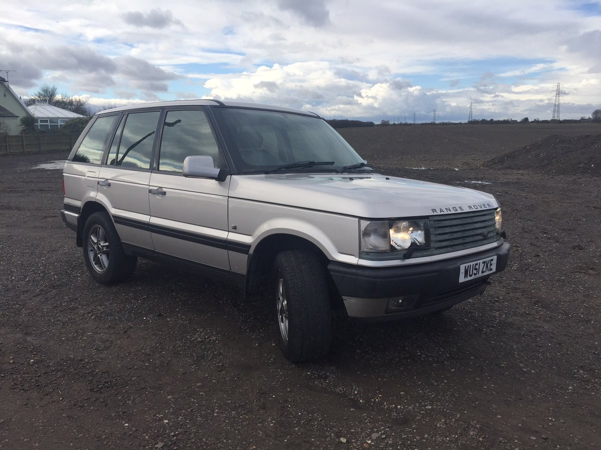 2001 Range Rover 4.0 HSE P38 For Sale (picture 1 of 6)