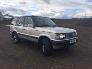 2001 Range Rover 4.0 HSE P38 For Sale