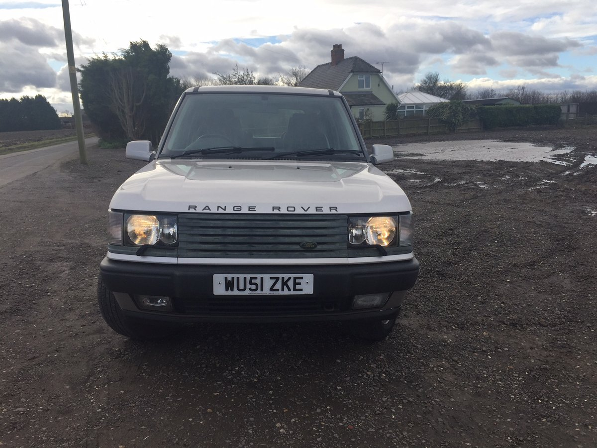 2001 Range Rover 4.0 HSE P38 For Sale (picture 6 of 6)