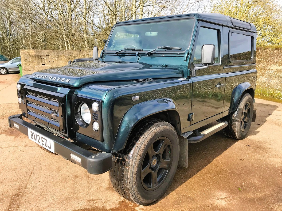 2012 defender 90 2.2TDCi station wagon+fast road upgrades For Sale (picture 2 of 6)