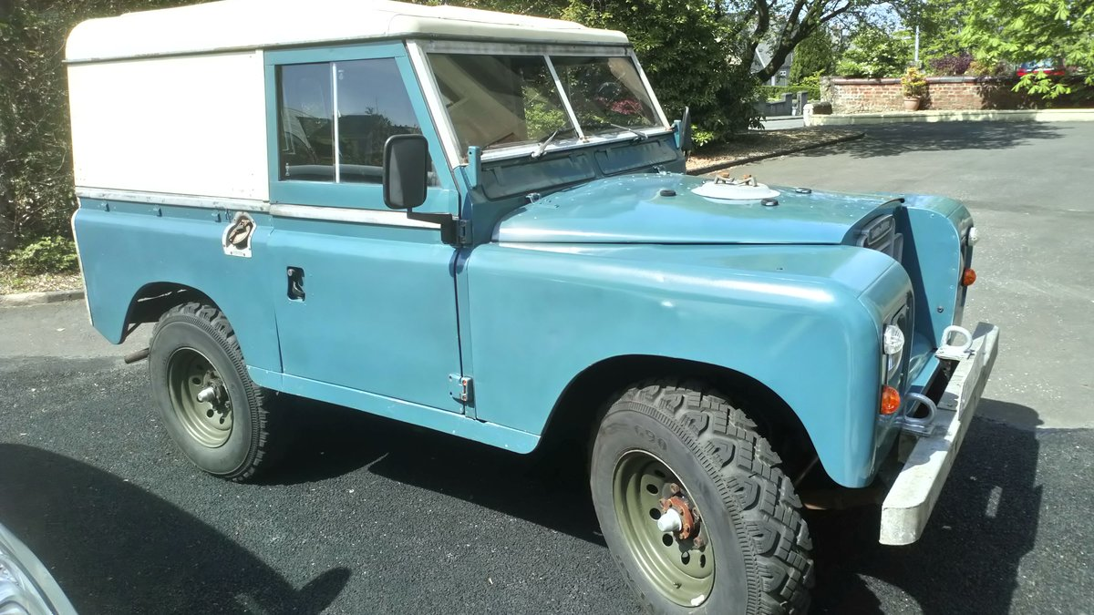 1979 Series 3 SWB 88 rebuilt on galvanised chassis For Sale (picture 3 of 6)