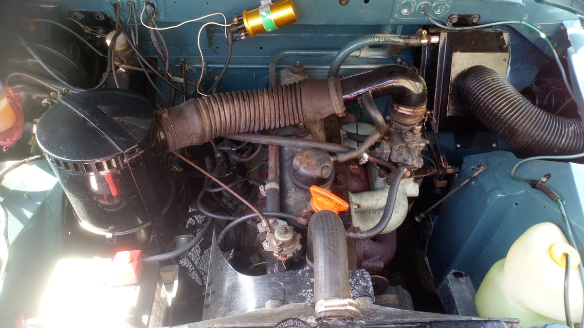 1979 Series 3 SWB 88 rebuilt on galvanised chassis For Sale (picture 6 of 6)